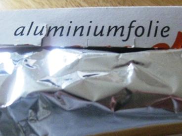 alumiumfolie