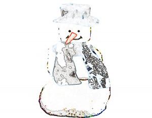 snögubbe04
